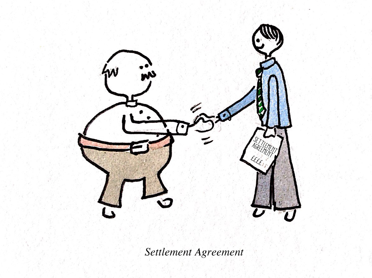 Settlement Agreement Know Your Rights Tribunalclaim