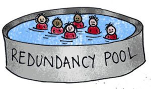 Redundancy Pool