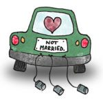 Does the law protect those who live together but are not married or civil partners?