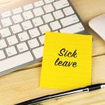 Can I be fired for taking time off sick?