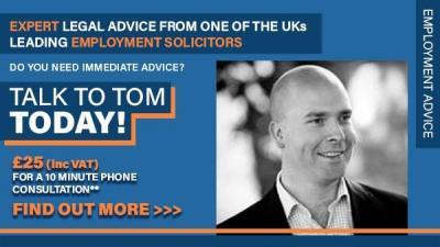 Talk to Tom Street - Employment Solicitor