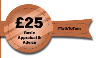£25 Basic Appraisal