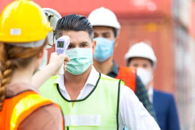 Health and safety protection for workers